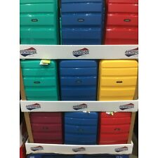 Hard Shell American TouristerBon Air Carry On case lightweight suitcase Luggage.