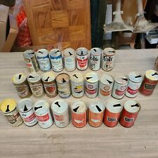 24 zip, u, vanity OLD pull tab tops beer can collection replacement tops?