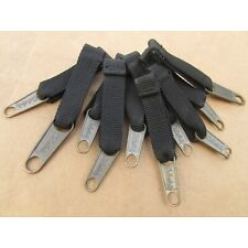 Cabelas Duffle bag Luggage Travel Replacement zipper pulls Lot Of 10