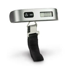 Digital Luggage Scales up to 50Kg (Kg and Lbs) with Thermometer