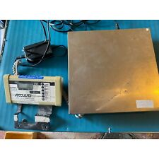 ACCULAB S-50 scale capacity 110 lbs / 50 kg accuracy 1oz / 20 gr Ready to used