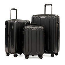 NONSTOP Luggage Expandable Spinner Wheels Hard Side Shell Travel Lightweight